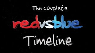 Download The Complete, Unabridged Timeline Of Red vs Blue Video