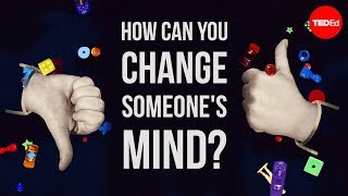 Download How can you change someone's mind? (hint: facts aren't always enough) - Hugo Mercier Video