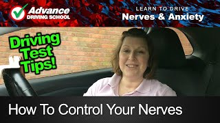 Download How to control your driving test nerves | New UK Driving Test Video
