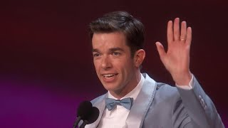 Download 70th Emmy Awards: John Mulaney Wins For Outstanding Writing in a Variety Special Video