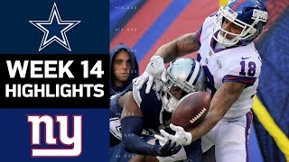 Download Cowboys vs. Giants | NFL Week 14 Game Highlights Video