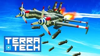 Download STARTING THE AC-130 BOMBER!! TerraTech #16 Video