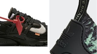 Download Off-White x Nike Presto Release Details, adidas NMDs RETURN, and WESTBROOK SNEAKERS on Heat Check Video