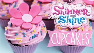 Download SHIMMER AND SHINE CUPCAKES DIY Video
