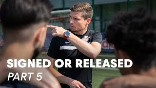 Download Who Gets Signed On The 1st Team?   Signed or Released Part 5 Video
