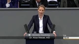 Download AKTUELL : REDE DR. ALICE WEIDEL ( AFD ) AM 22.JANUAR IM DEUTSCHEN BUNDESTAG IN BERLIN. Video