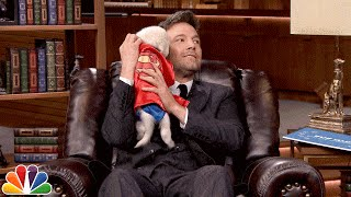 Download Pup Quiz with Ben Affleck Video