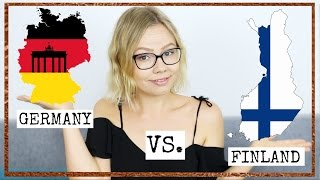 Download Germany vs. Finland - 10 Differences | Kia Lindroos Video