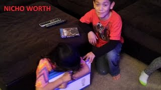 Download Dad Throws Kids PS3 in Garbage! - Surprises Them with PS4 Video