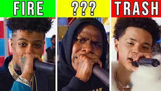 Download RANKING 2019 XXL FRESHMAN CYPHERS TRASH TO FIRE (Da Baby, Blueface, Lil Mosey) Video