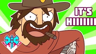 Download It's High Noon - Overwatch Parody Video
