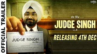 Download Judge Singh LLB - Trailer - Ravinder Grewal - Latest Punjabi Movies 2015 - Full movie out - Sagahits Video