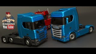 Download [ETS2 v1.30] New Generation S and R Scania + Italy Map DLC *Open Beta* Video