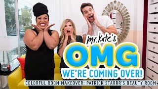 Download Small and Colorful Beauty Room Makeover with PatrickStarrr Video