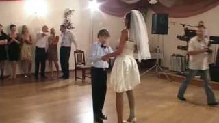 Download Weselny taniec nowej pary młodej :) oczepiny Video