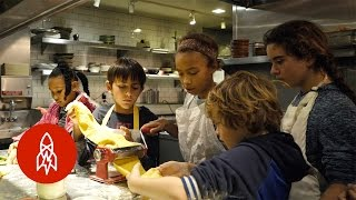 Download Sowing Seeds of Sustainability With Kid Chefs Video