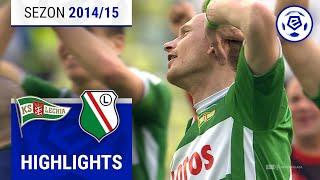 Download Lechia Gdańsk - Legia Warszawa 1:0 [skrót] sezon 2014/15 kolejka 27 Video