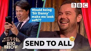 Download Send to All with Danny Dyer - Michael McIntyre's Big Show: Series 3 Episode 2 - BBC One Video