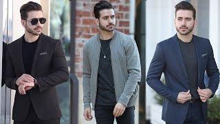 Download MEN'S OUTFIT INSPIRATION 2017 | Men's Fashion Lookbook 2017 | ALEX COSTA Video