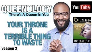 Download QUEENOLOGY- A Queen's Throne Is A Terrible Thing To Waste - RC BLAKES Video