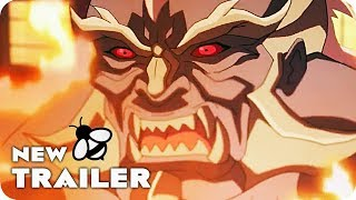 Download The Death of Superman Trailer 2 (2018) Animated DC Superman Movie Video