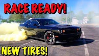 Download Racing The Rebuilt Hellcat!!! Video