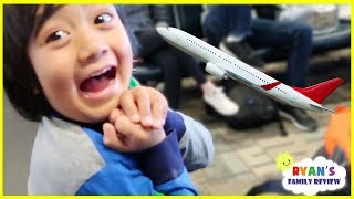 Download Surprise Ryan at the Airport! Video