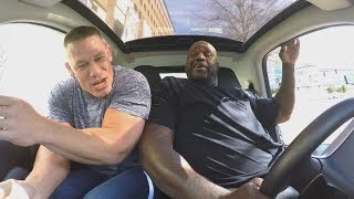 Download Apple Music — Carpool Karaoke — Shaquille O'Neal and John Cena Preview Video