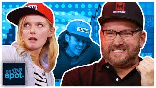 Download On The Spot: Ep. 117 - Burnie Gets Bullied | Rooster Teeth Video