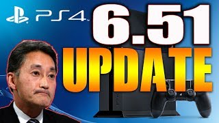 Download PS4 6.51 SYSTEM SOFTWARE UPDATE - PS4 GAME DOWNGRADED PS4 FLASH NEWS Video