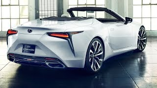 Download 2020 Lexus LC Convertible - interior Exterior (FIRST LOOK) Video