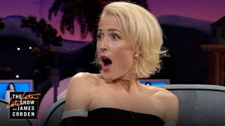 Download Gillian Anderson's Son Gave Her a Birds & Bees Scare Video