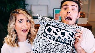 Download Boyfriend Does My ASOS Shop | Zoella Video