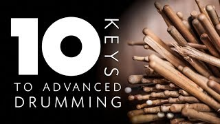 Download 10 Keys to Advanced Drumming Video