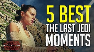 Download 5 Best Moments in Star Wars: The Last Jedi Video