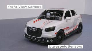 Download The Audi Q2 deep learning concept - How cars get smarter Video