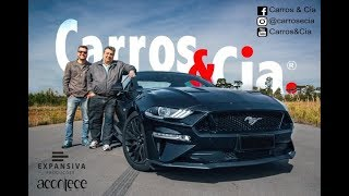 Download Ford Mustang GT 2018 - Test Drive Video