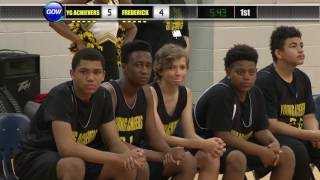 Download Game of the Week: Boys Middle School Basketball Championship Video