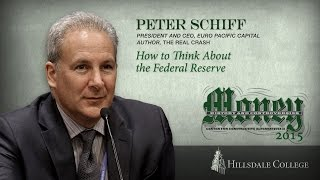 Download How to Think About the Federal Reserve - Peter Schiff Video