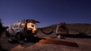 Download Land Rover LR4: Driving the Trans-America Trail - Jay Leno's Garage Video
