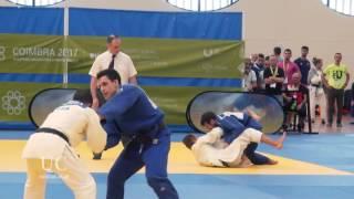 Download EUSA Judo 2017 em Coimbra Video