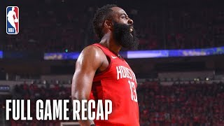 Download JAZZ vs ROCKETS | James Harden Dances His Way to a Triple-Double | Game 2 Video