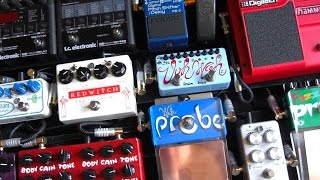 Download THE BEST CRAZY WEIRD NOISE GUITAR EFFECTS PEDALS - TOP 25 Video