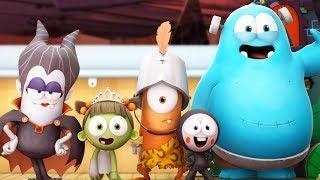 Download Spookiz | Zombie School Play | 스푸키즈 | Funny Cartoon | Kids Cartoons | Videos for Kids Video