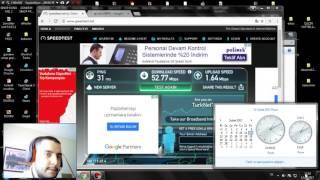 Download TURKNet 100 mbps Kampanyası Detaylı Bilgi , Hız , Modem , Kablo Video