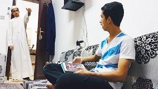 Download لما ابوك يناديك وانت تلعب كلاش رويال : فلم قصير : تحشيش Video