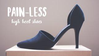 Download Pain-less High heels | Comfortable heels & Insoles Talk Video