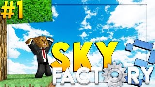 Download Minecraft SkyFactory 3 - BRAND NEW ADVENTURE - Modded Survival #1 Video