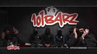 Download Killer Kamal, Pietju Bell & Kono - Studiosessie 274 - 101Barz Video