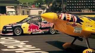 Download V8 Supercar Vs Plane - Top Gear Festival Sydney Video